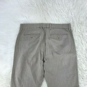 Banana Republic Kentfield Pants Men 33 X 32  3-20